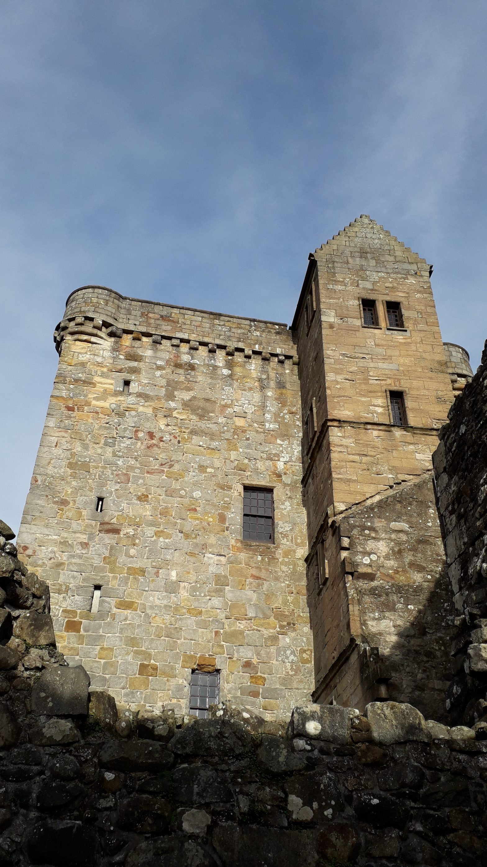 Castle Campbell, near Stirling